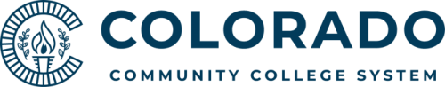 Colorado Community College System Logo